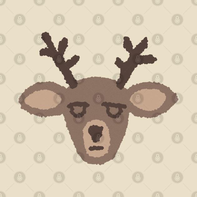 Cute Normal Deer