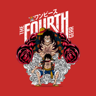 The Fourth Gear t-shirts