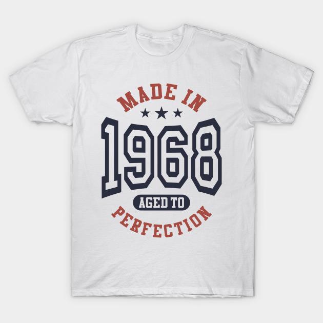51st Birthday Gift Idea Made In 1968 Sweatshirt