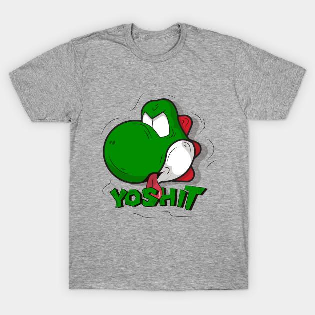 Yoshit Super Mario Bros T Shirt Teepublic