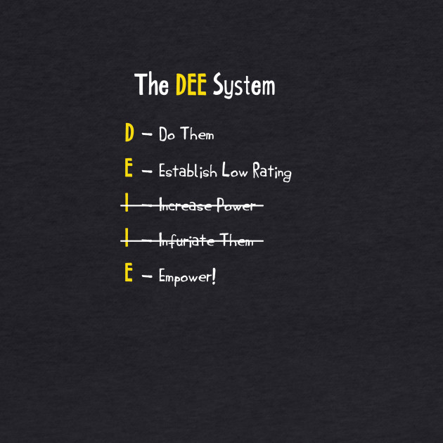 The DEE System