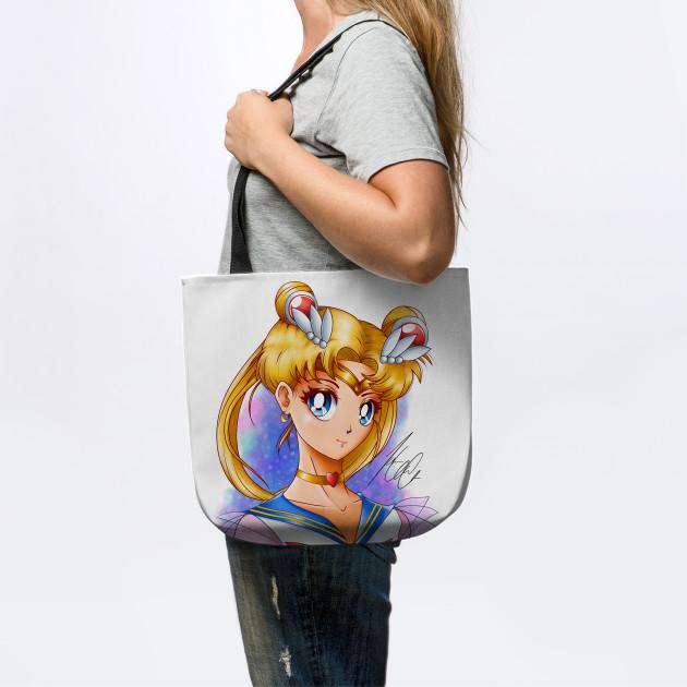 Moon Power! Sailor moon