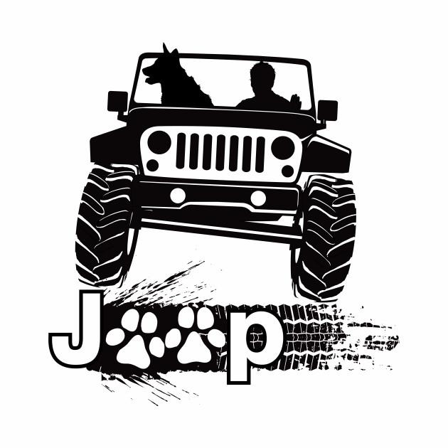 Jeep Dog Canine K 9