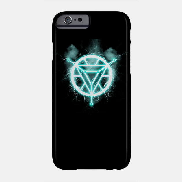 Arc Reactor Variant Phone Case