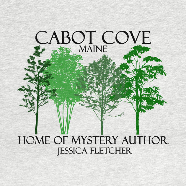 Cabot Cove Home of Jessica Fletcher