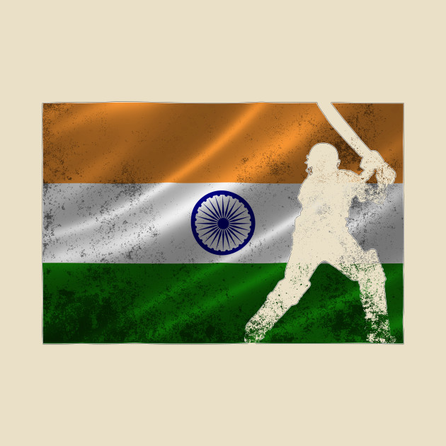 Cricket India Flag