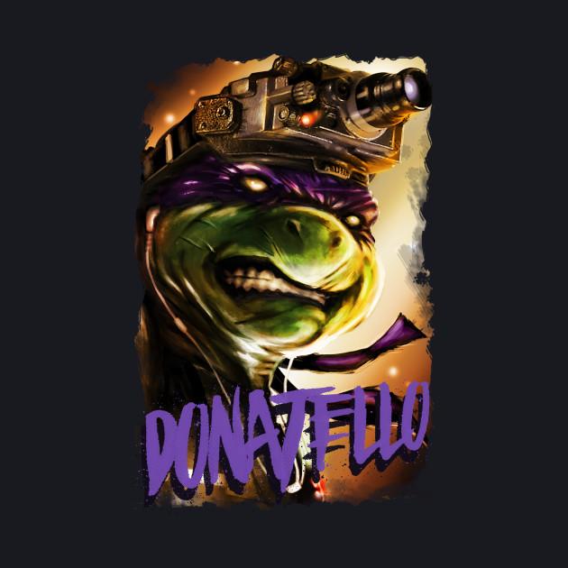 DONATELLO - TMNT