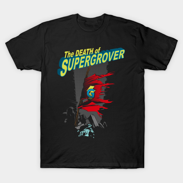 The Death of Supergrover