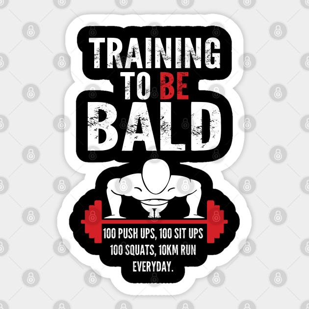 Saitama's Training - One Punch Man - Sticker   TeePublic