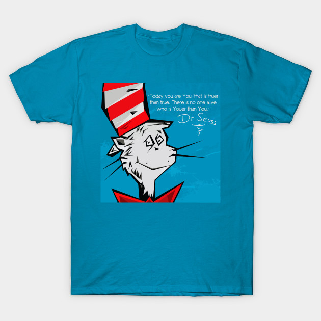 Dr Suess Cat in A Hat T-Shirt