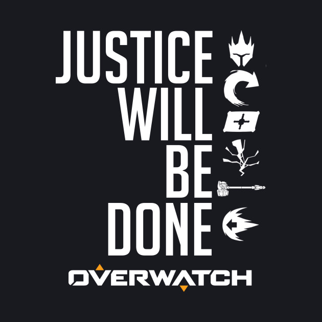 Justice Will Be Done