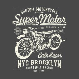 99dcff3c8 Custom Motorcycle T-Shirts | TeePublic