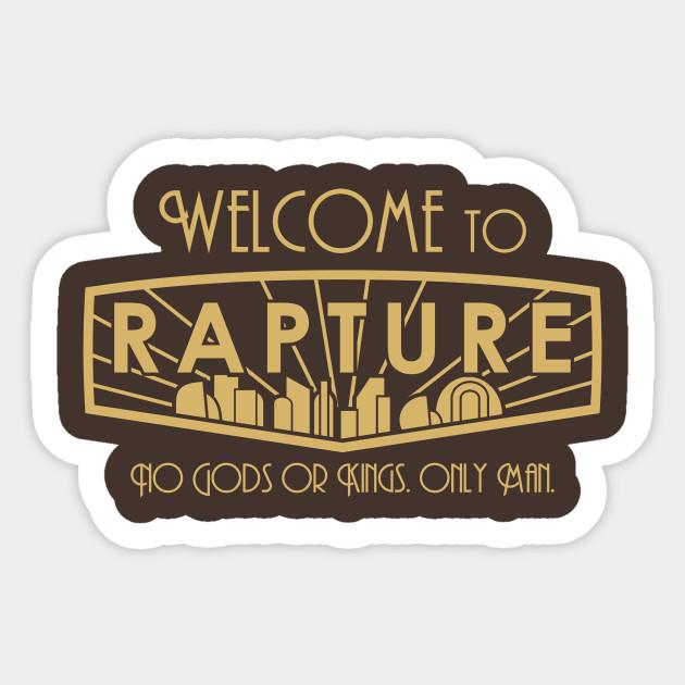 Bioshock Rapture - Bioshock - Sticker