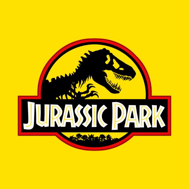 Jurassic Park Logo - Jurassic Park - Mug   TeePublic