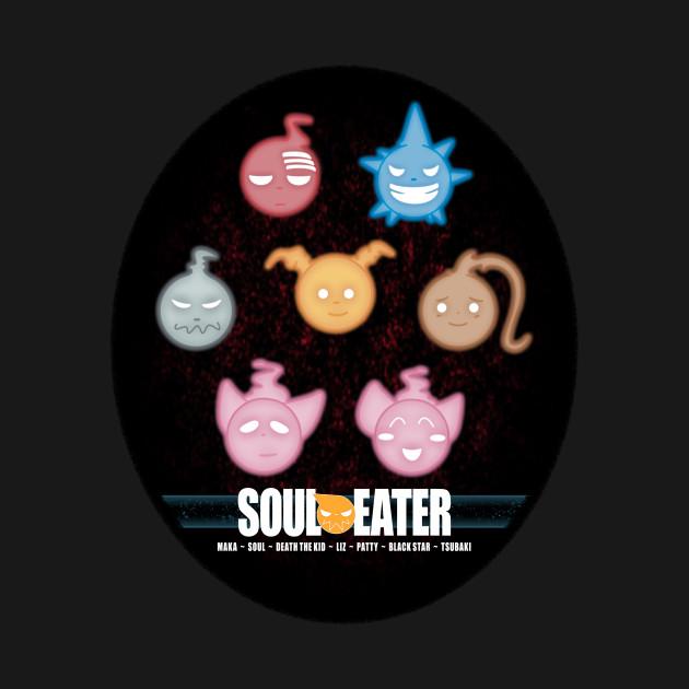 Soul eater chibi maka
