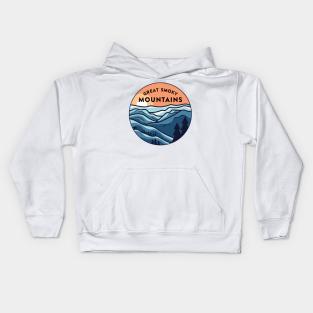 Minimal Mountain Youth Hoodie Tennessee Kids Sweatshirt