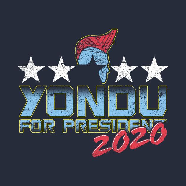 Yondu for President 2020