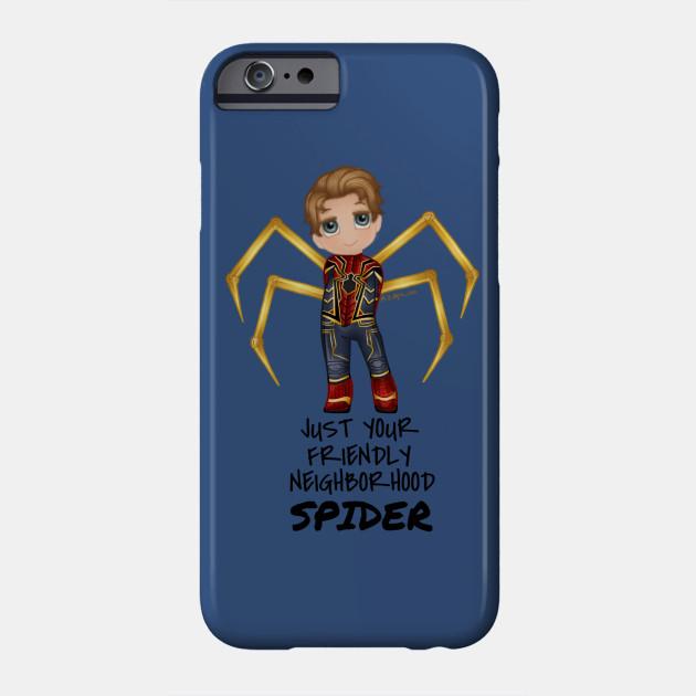 check out 83486 2f79f Iron-Spider Infinity War Spider-Man Tom Holland Chibi Fanart