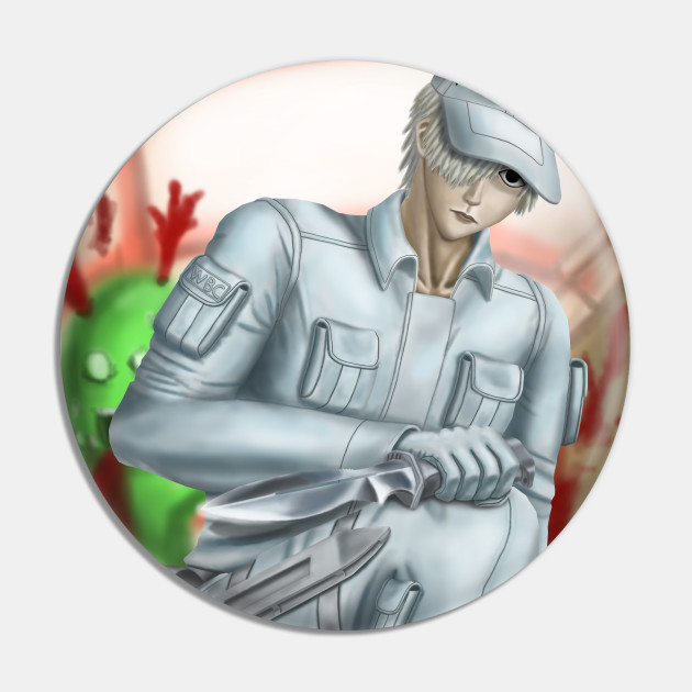 White Blood Cell (Without Bloodstain)