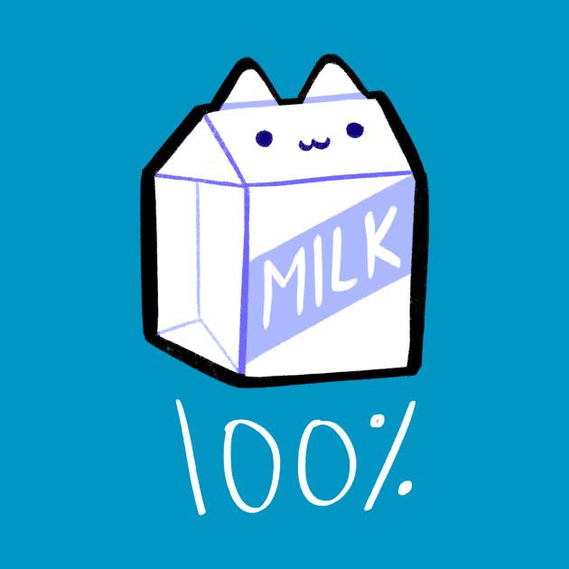 Milk Carton Cat