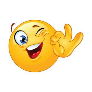 Big smile emoji emoticon t shirt teepublic - Image sourire gratuit ...