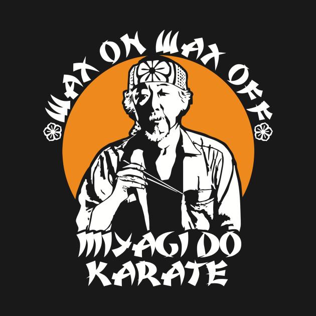 Mr. Miyagi Quote V2 T-Shirt
