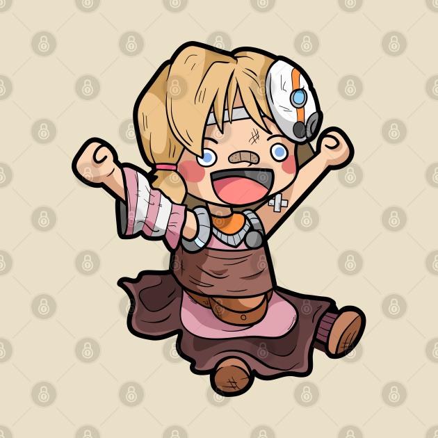 Chibi Tiny Tina