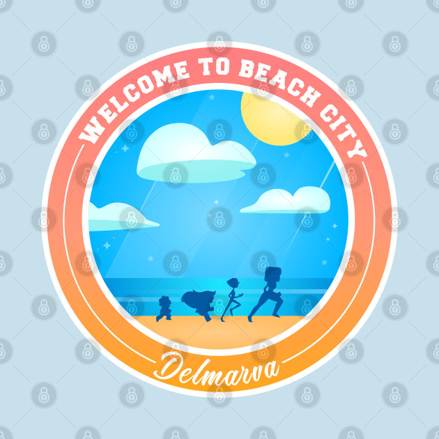 Welcome To Beach City Variant