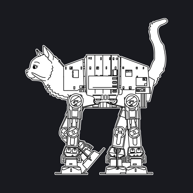 Cat-Cat Imperal Walker