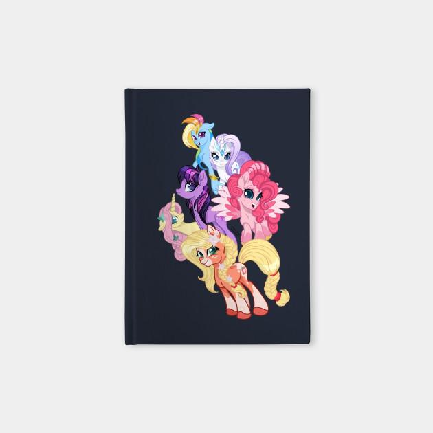 My Little Pony G5 Inspired Mane 6