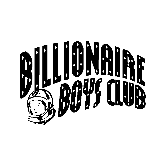 New Billionaire Boys Club Stickers
