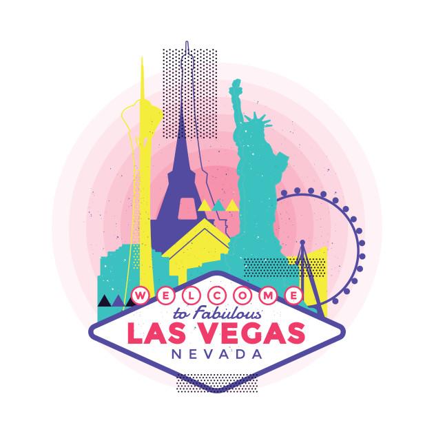 Las Vegas Skyline Nevada Gift