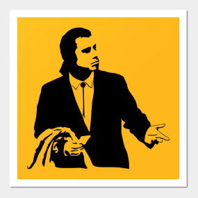 Pulp Fiction Movie Posters And Art Prints