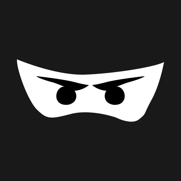 ninja mask ninja tshirt teepublic