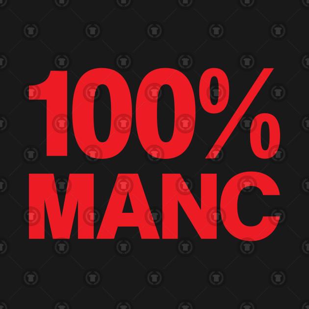 100% Manc ( United Colours)