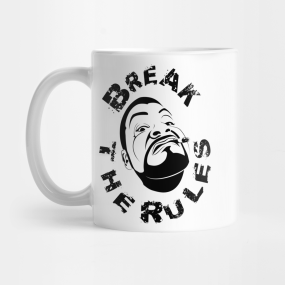 Koksmann Break the Rules Mug