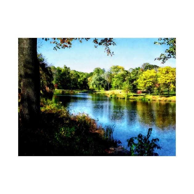 Summer - Peaceful Lake