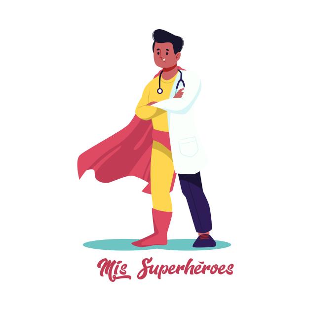 Médicos Superhéroes