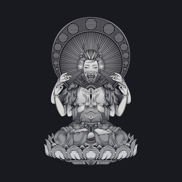 Geisha (Buddha Style)