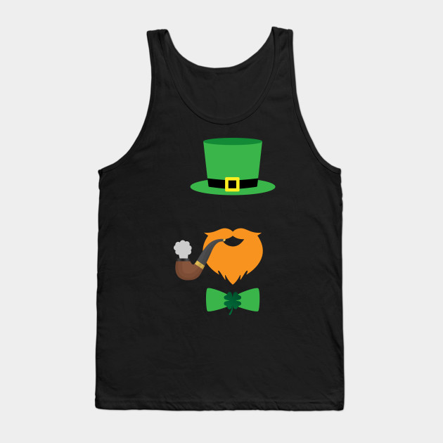 Smoking Leprechaun Design