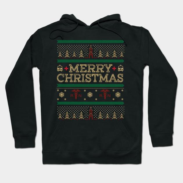 Nurse Christmas Sweater.Xmas Shirt Ugly Christmas Sweater T Shirt For Nurse