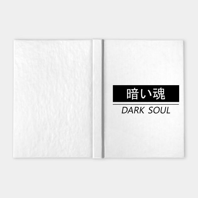 Dark Soul Fashion Vaporwave Japanese Chinese Word Shirt Japanese