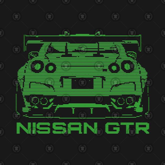 GTR in Line