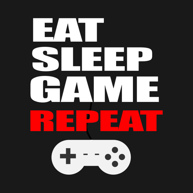 Cool Eat Sleep Gamer shirt