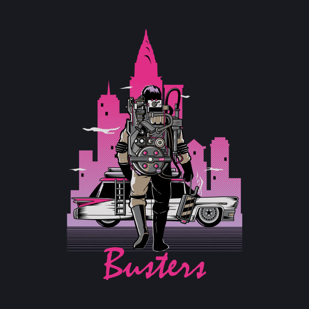 BUSTER´S DRIVE