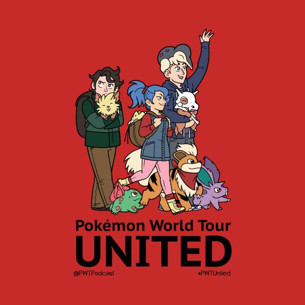 PWT United Anniversary T-Shirt