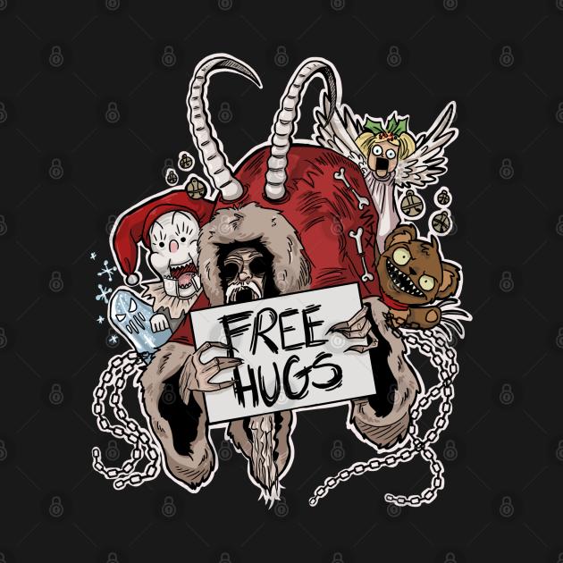 Krampus Free Hugs