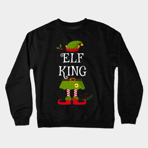 Matching Christmas Shirts For Family.Elf King Shirt Family Matching Group Christmas Shirt Matching T Shirt For Family Family Reunion Shirts
