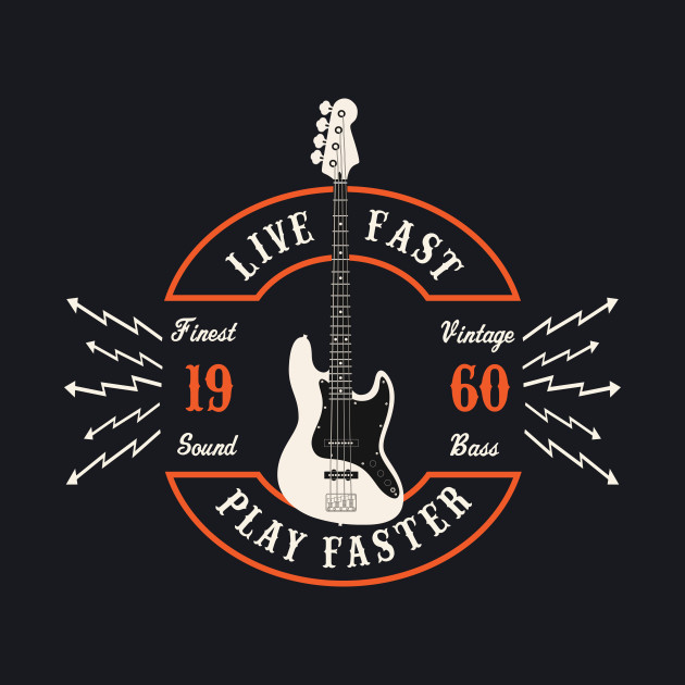 Live Fast Play Faster - Jazz