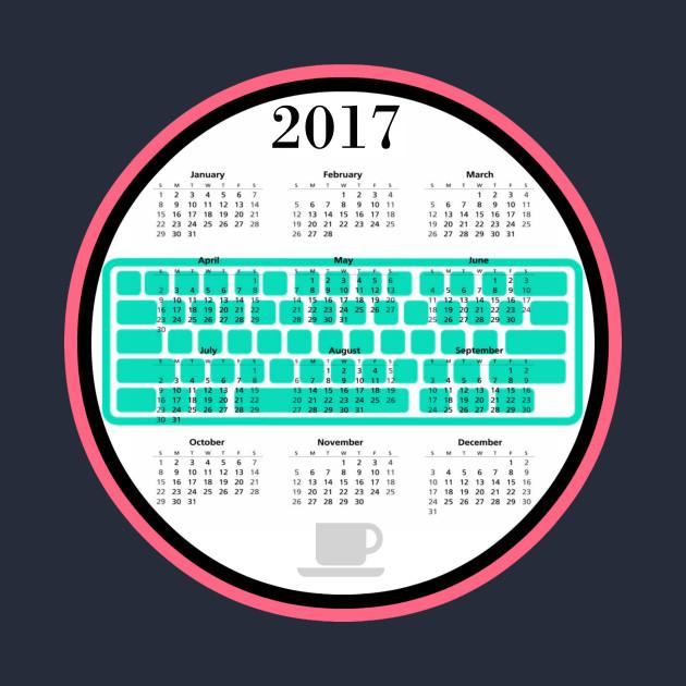 2017 Career Girl Calendar